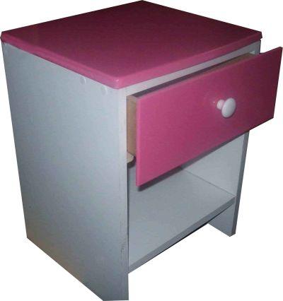 Muebles burbujitas veladores colores for Planos de escritorios en melamina
