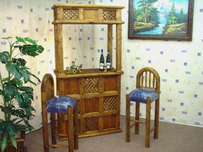 muebles rusticos en tabasco: