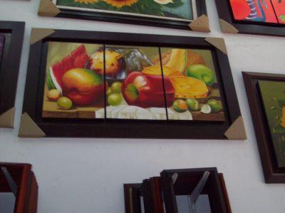 Muebles zuisa cuadros for Cuadros de pinturas para comedor