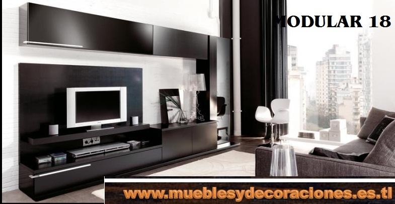 Muebles zuisa modulares multimuebles - Muebles arganda horario ...