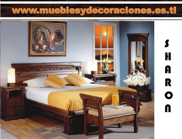 Muebles Contemporaneos Alcobas Salas Comedores Rusticos En Madera