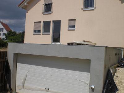 muellersfliesen flachdach garagen. Black Bedroom Furniture Sets. Home Design Ideas