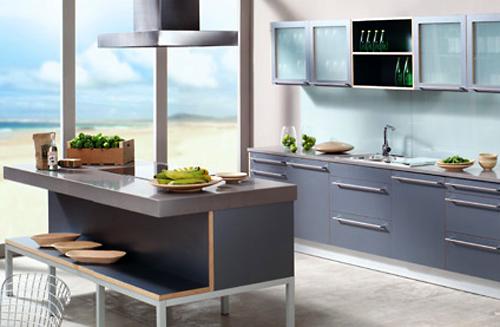 º Montaje de muebles de cocina a medida