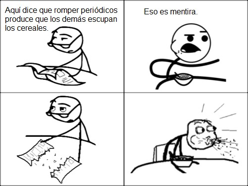 Cereal guy y forever alone [MEGAPOST]