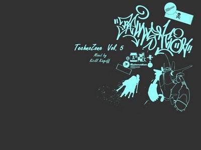 2009.05.22 - Kirill Kingoff TechnoZone Vol.5 Vol5