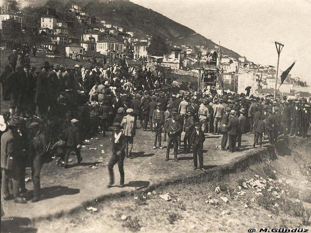 Ordu kazasının ıl oluşu 1920 tarihinde ordu kazasının 6 nahiyesi