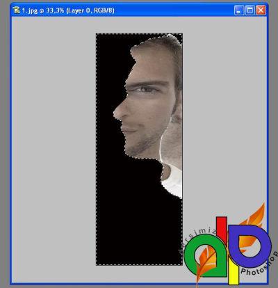 Photoshopta 2 Yüzü Birleştirmek