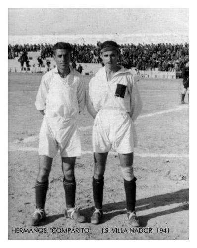 2 jugadores del equipo