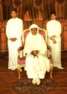 realeza marroqui