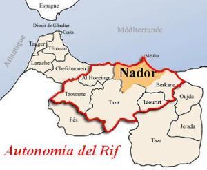 autonomia del rif