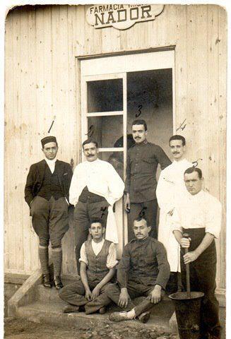 primera farmacia Rif