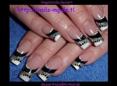 Nagelstudio ohne gessert nail art gallerie for Nailart muster