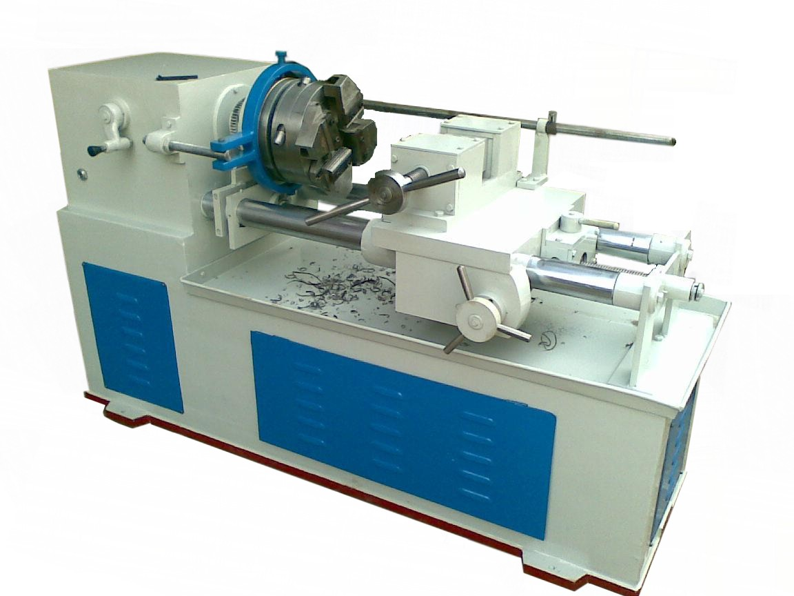 pipe treading machine