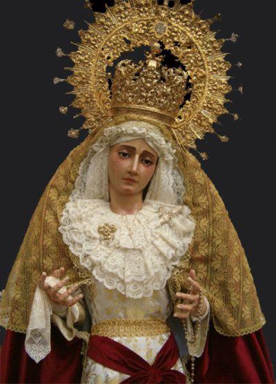 Virgen de los Dolores 2004