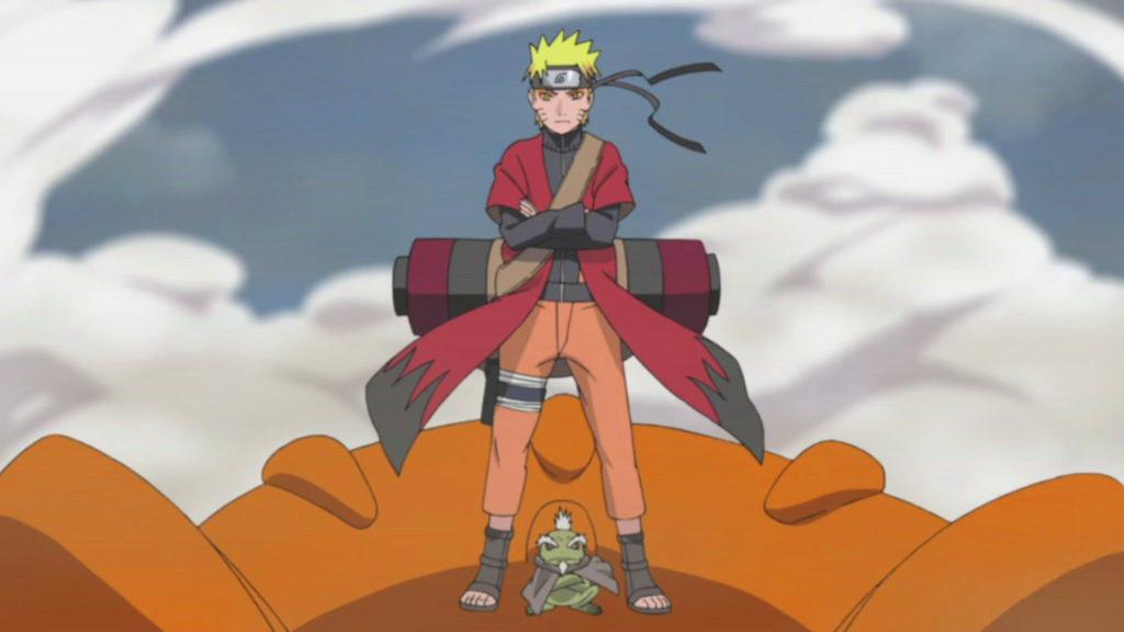 Naruto Gegen Pain