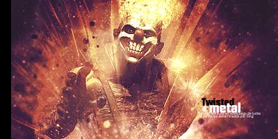 [Expo] Firma Twisted Metal V2 | N3sbt Clown