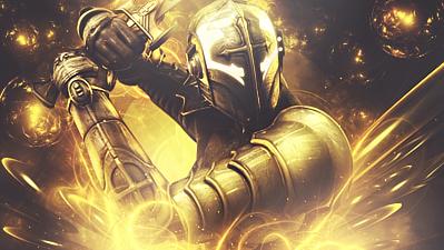 Gold Knight Goldknight