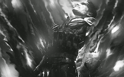 Firma - Metal Soldier Smudge  Smudgefailn4