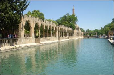 Halilürrahman gölü ve ayn zeliha gölü