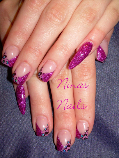 art of nails by ninas nails gel 2008. Black Bedroom Furniture Sets. Home Design Ideas