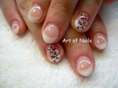 art of nails by ninas nails before after. Black Bedroom Furniture Sets. Home Design Ideas
