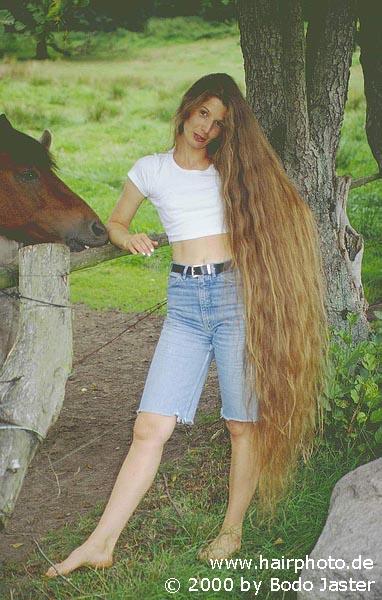 Obcinamy Długie Włosy Long Hair