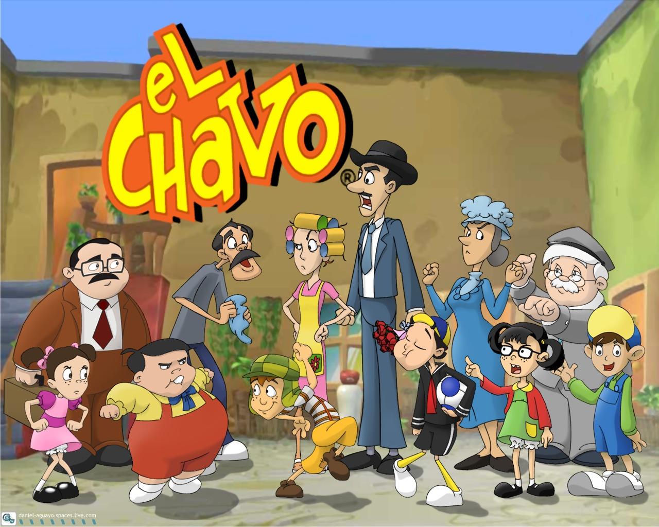 GRUPO DE DISFRACES NUEVA GENERACION CHIMALTECA - El Chavo Animado