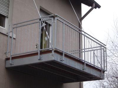 olsberger bau service freih ngende balkone. Black Bedroom Furniture Sets. Home Design Ideas
