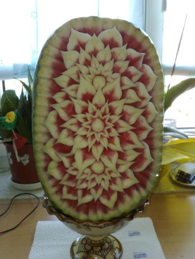 Obst gemuse schnitzen obst gem se - Gemuse dekoration schnitzen ...
