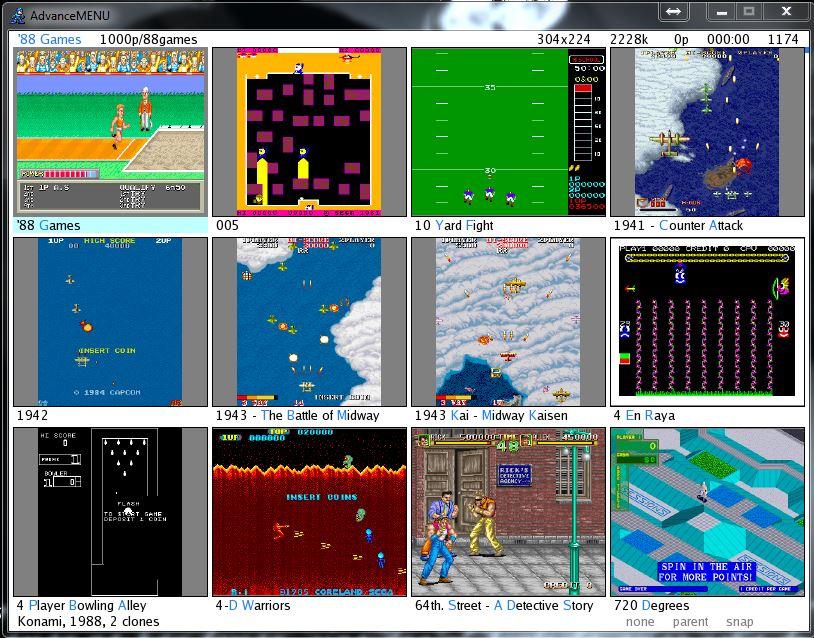 Arcade Games Captura