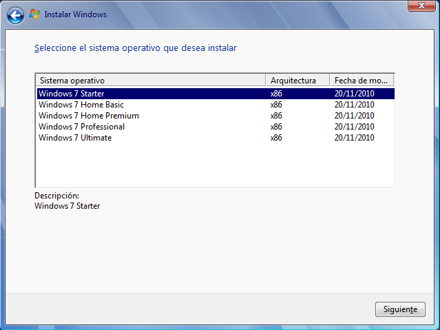 Windows 7 SP1 - Todas las versiones - 32bits Win7-full
