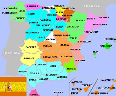 Pagina de contactos espana