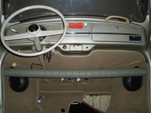 OldschoolFusseltuning  Patinamonster VW 1200 Bj 59