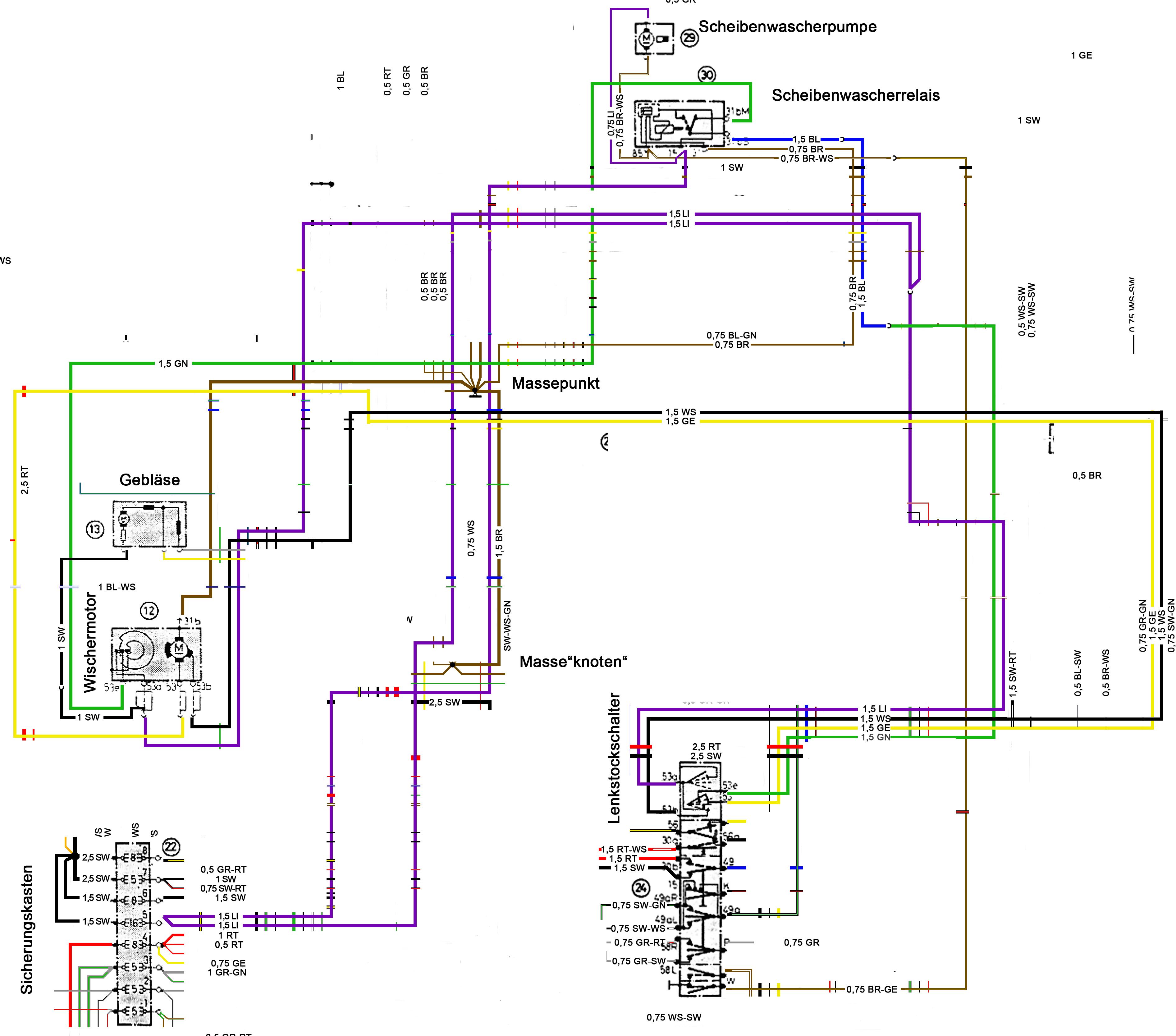 Commodore B-Forum - Druckvorschau: Intervallschaltung einfach ...
