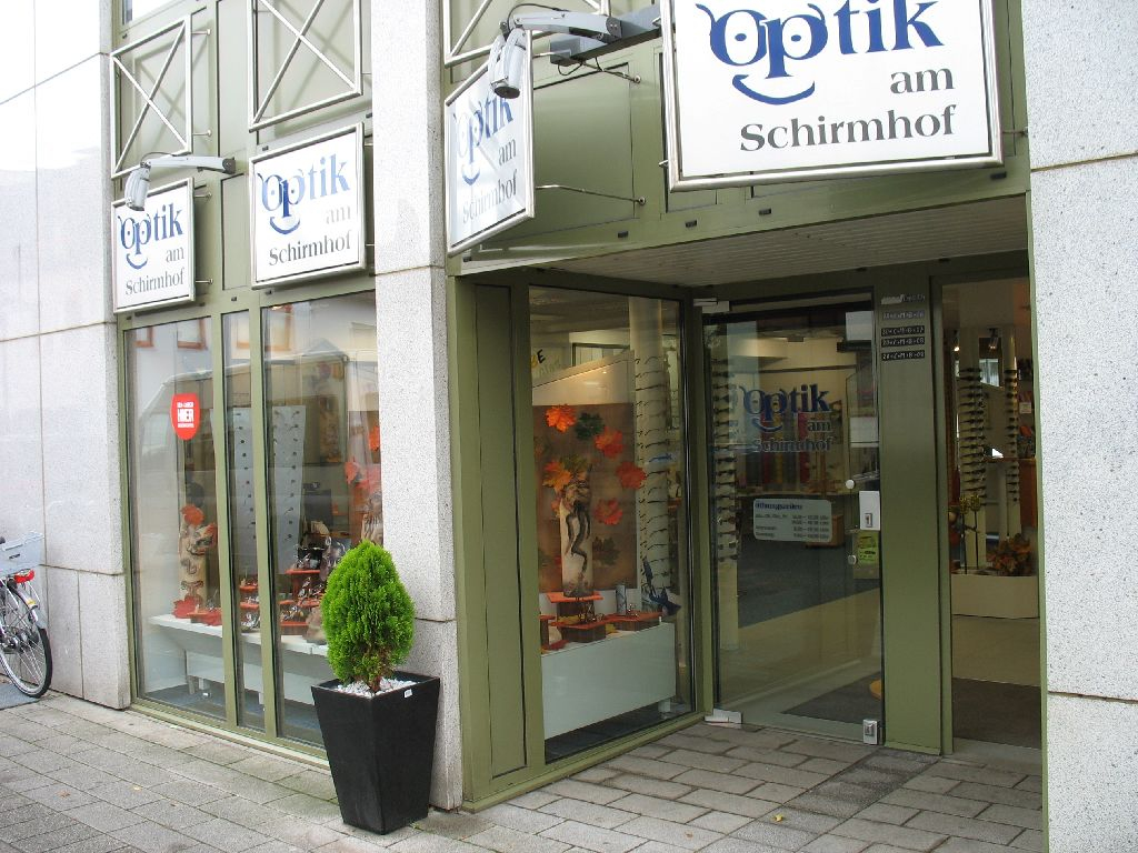 Optik am Schirmhof