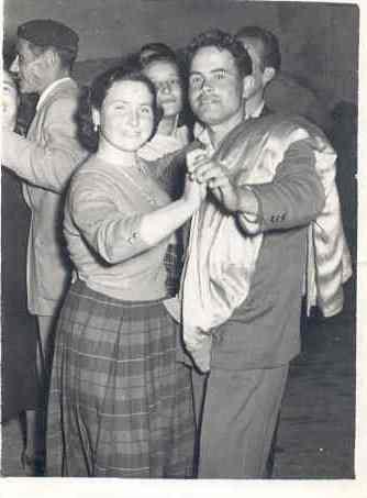 Baile en Orcajo