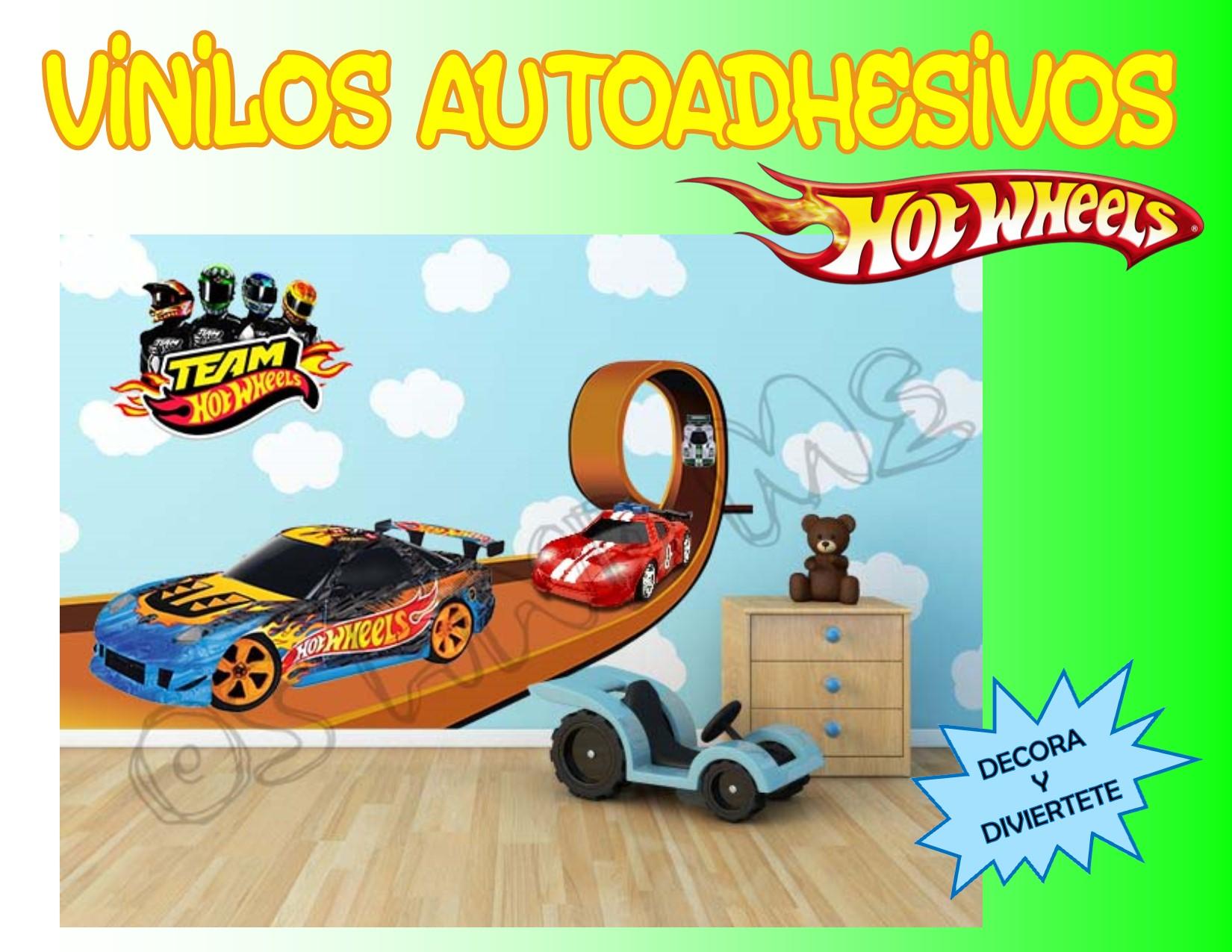 Para evitar penalizaciones for Decoracion de cuarto hot wheels