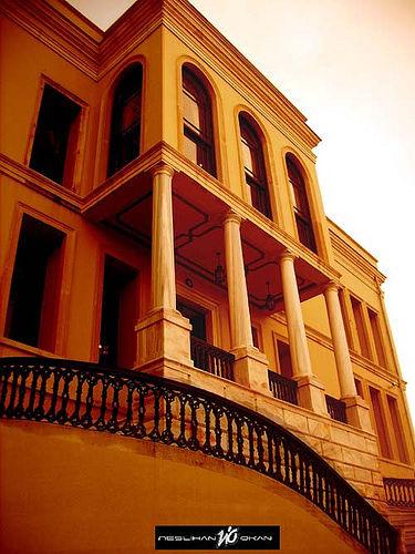 adile sultan sarayi eski goruntusu