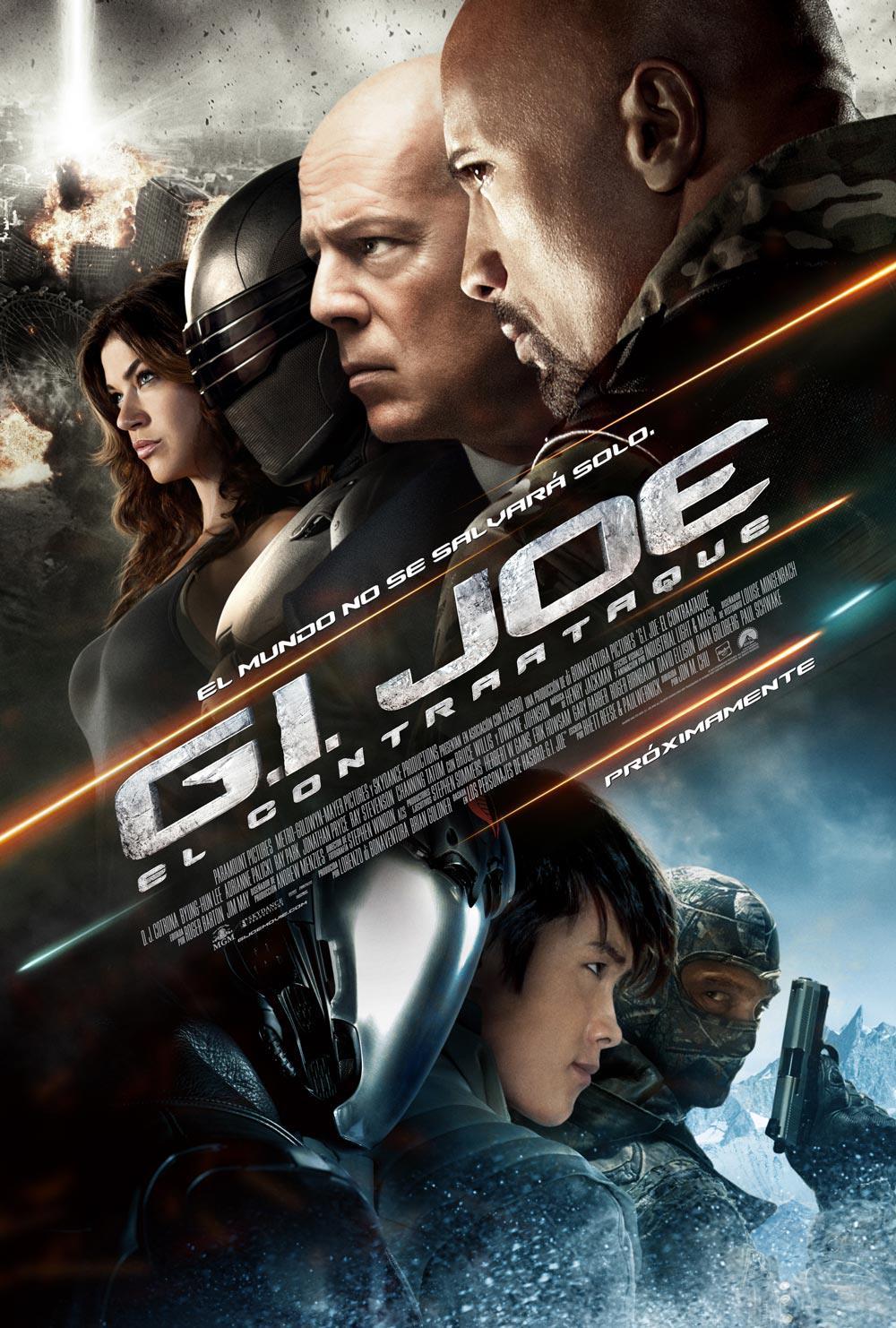 G.I Joe 2 En Espanol Latino 1 Link
