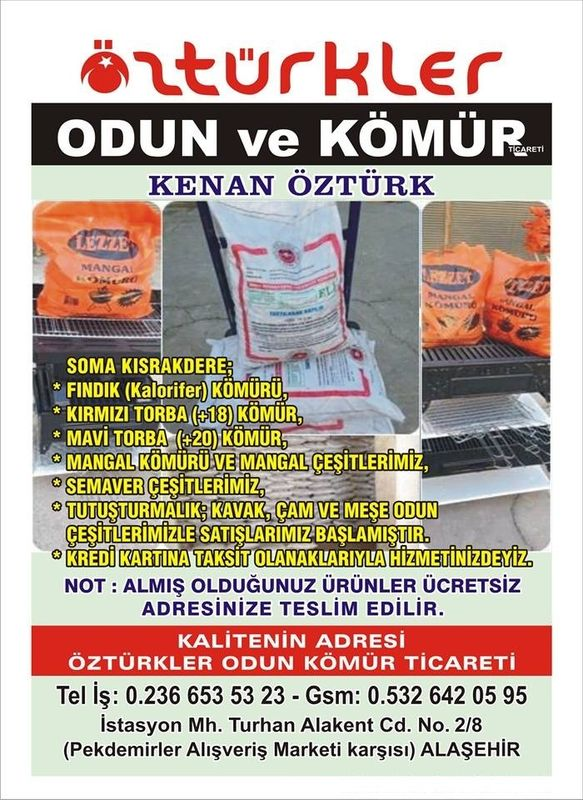 Soma kısrakdere kömür fiyatları
