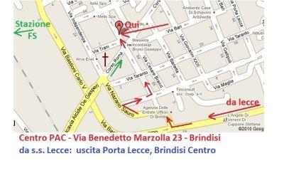 Sede PACommunication Brindisi, Via B. Marzolla, 23 Brindisi