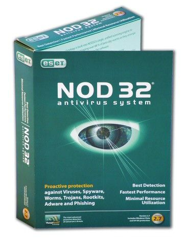 ESET NOD32 Antivirus 4.2 Rus 32bit/64bit - Безопасность. the script hall of