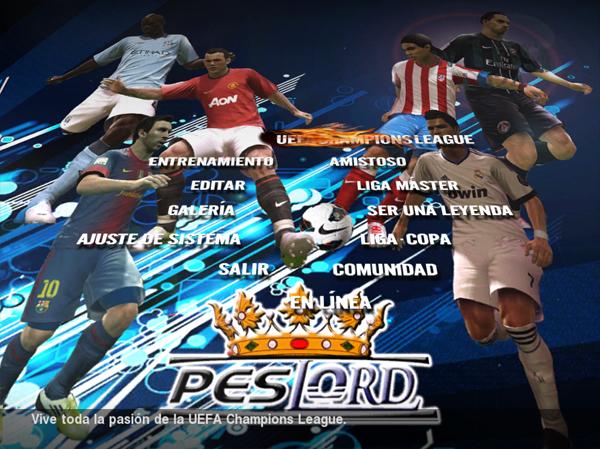 [Aporte] Pes 2010: PesLord Temporada 2012/2013 Revolution
