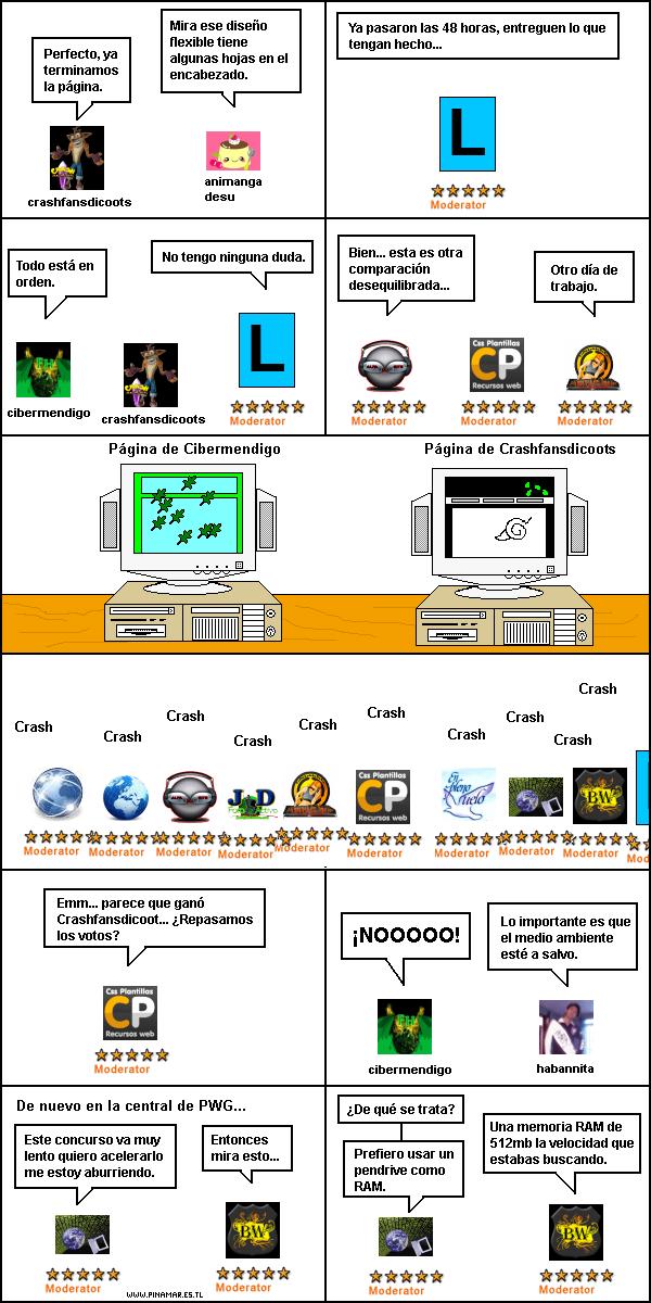 Comic Paginawebgratis.es (parte 4)