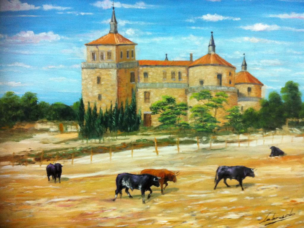Pintura taurina - Pagina toros 4 - photo#32