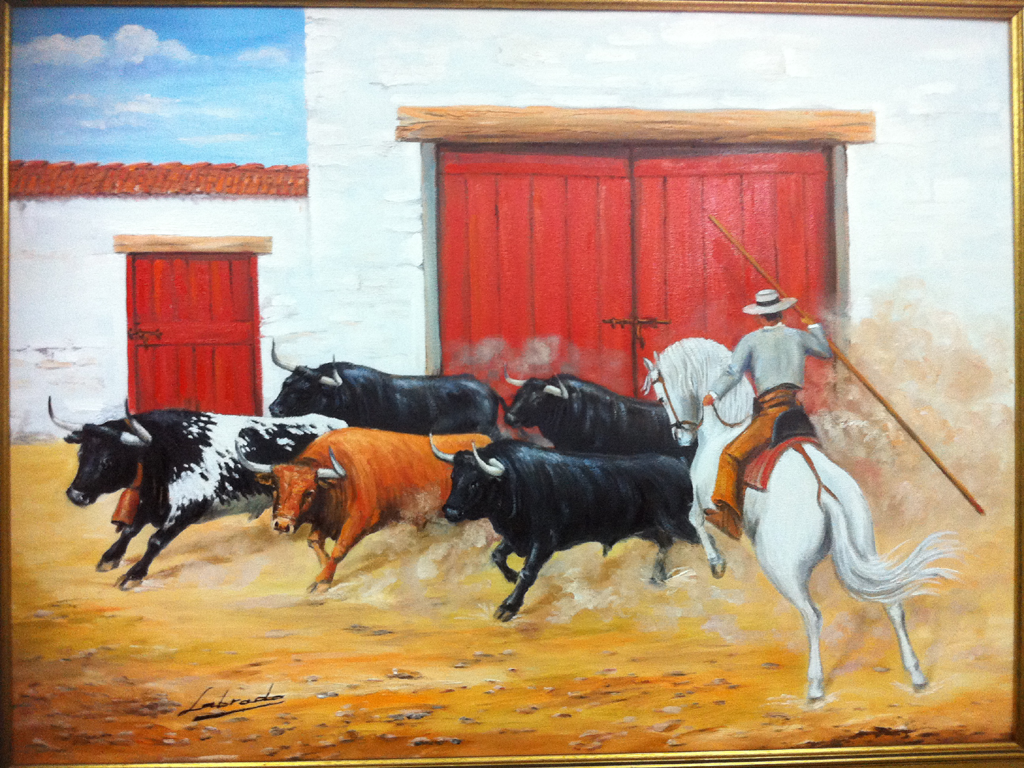 Pintura taurina - Pagina toros 4 - photo#42