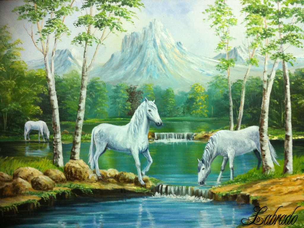Pintura taurina - Pagina caballos 2 - photo#26