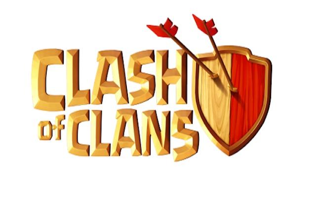 Clash Of Clans Logo 2013 | www.imgkid.com - The Image Kid ...