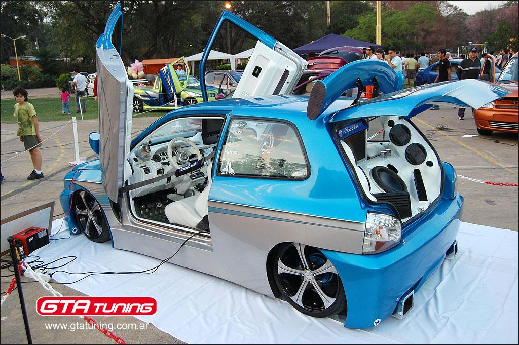 galeria de fotos de autos: