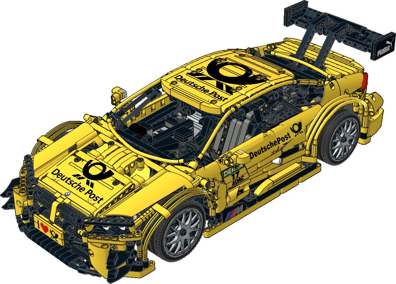 Technic Instruction Autos Cars
